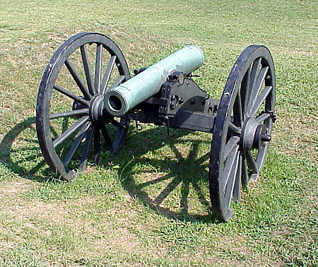 Guns and howitzers