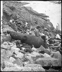 Fort Sumter to a pile of rubble