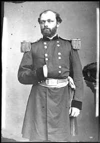 Major General Quincy Gillmore