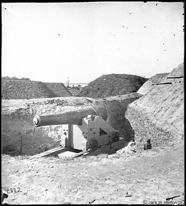 Forts And Batteries