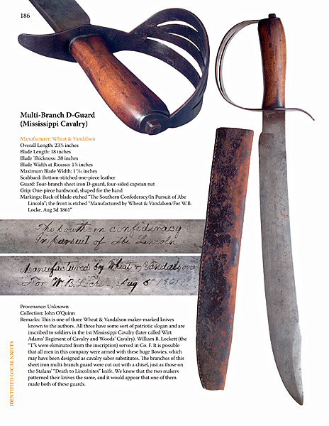 Fighting Knives of the Confederacy